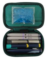 Изотермическая сумка с термоаккумулятором